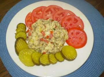 Mary's Cornbread Salad