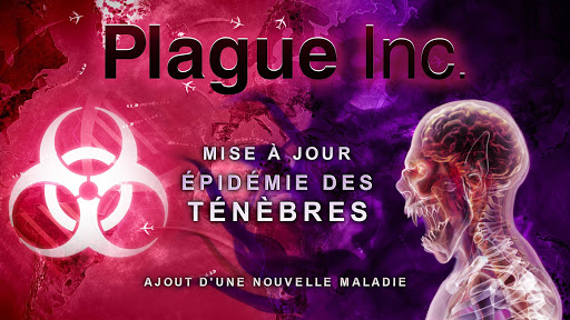 Plague Inc.  captures d'écran 1