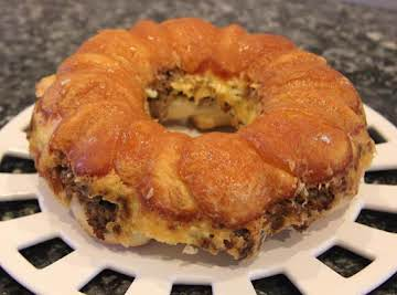 Breakfast in a Cake Pan