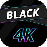 Black Wallpaper : Amoled, Dark Live wallpaper