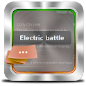 Electric battle GO SMS icon