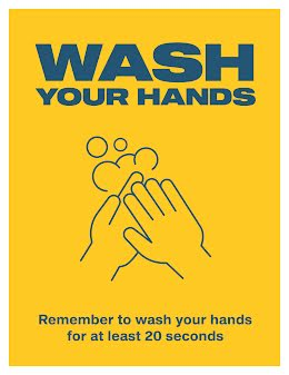Wash Your Hands - COVID-19 item