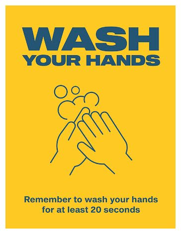 Wash Your Hands - COVID-19 template