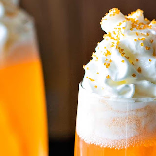 Orange Creamsicle Cocktail.