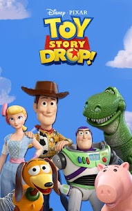 Toy Story Drop! MOD (Unlimited Coins) 4