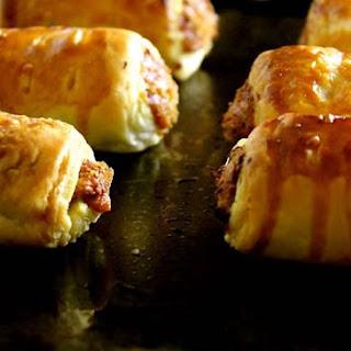 Vegetarian Sausage Rolls