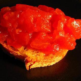 Tomato Poke