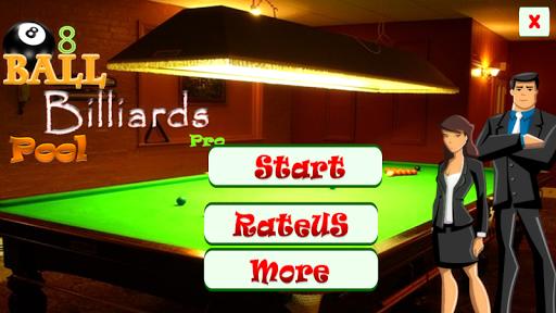 8 Ball Pool Billiards Pro