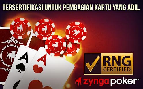 Unduh Poker dari Zynga Gratis