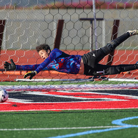 Goal by Scott Padgett - Sports & Fitness Soccer/Association football