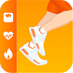 Pedometer Pacer - Calorie Counter Icon