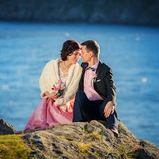Wedding photographer Andrey Balkonskiy (Adrenaline). Photo of 19.02.2015