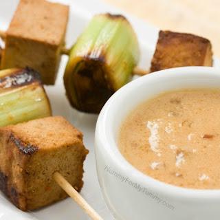 Thai Almond Sauce Recipes