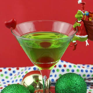 The Grinch Cocktail.