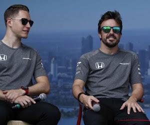 Fernando Alonso encense Stoffel Vandoorne après sa belle performance aux 6h de Spa