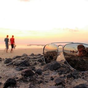 by Jeffri Yonardi - Artistic Objects Glass ( mirror, reflection )