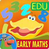 Kindergarten Math - Numbers EDU