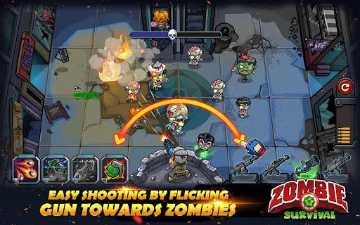 Zombie Survival: Game of Dead 3.0.0 mod screenshots 3
