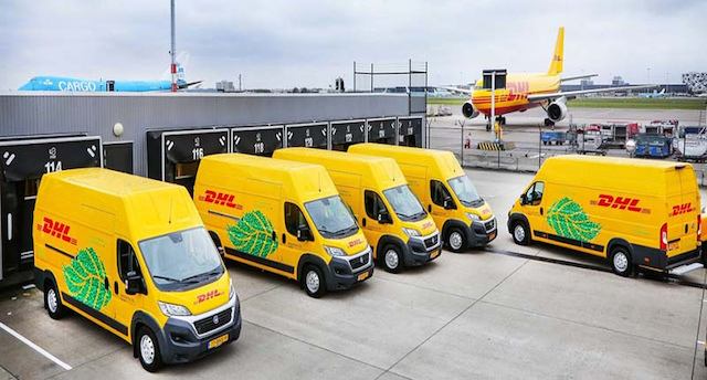 Gửi hàng đi Mỹ DHL không giới hạn về số lượng, kích thước mặt hàng