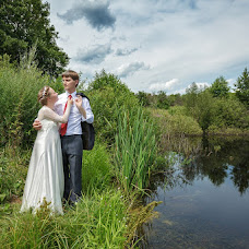 Wedding photographer Vladimir Minakov (minvareg). Photo of 11.01.2013