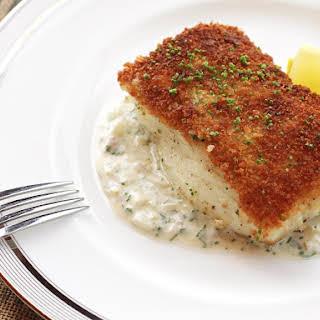 The Easiest Crispy Pan-Seared Fish.