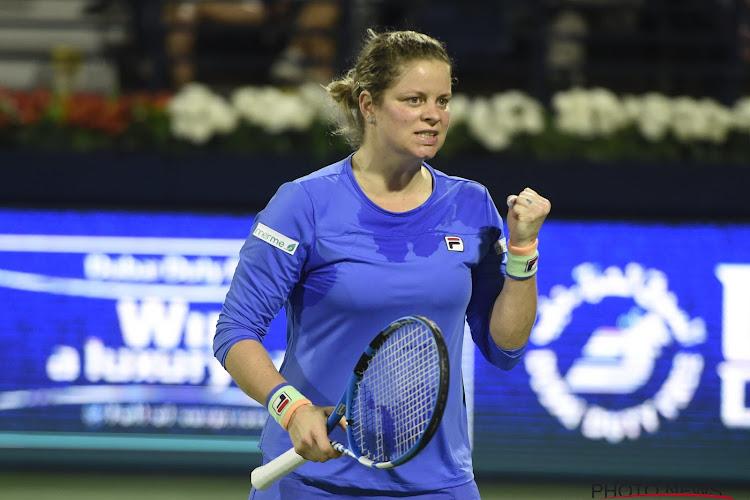 Clijsters blijft knallen: ook voormalig US Open-winnares gaat voor de bijl