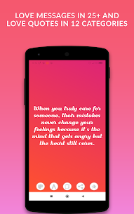 Deep Love Quotes & Messages (MOD, Ad-Free) v1.8 4