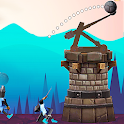 Catapult : Archer Castle King Game icon