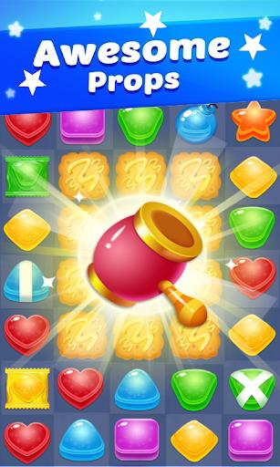 Lollipop Candy 2020: Match 3 Games & Lollipops android2mod screenshots 8