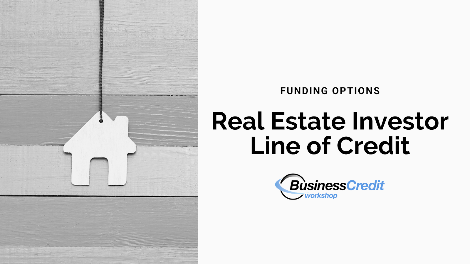 Real Estate Investor Line of Credit