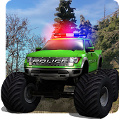 Monster Truck Police Rescue