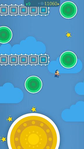 Прыгающий Герой скачать на планшет Андроид