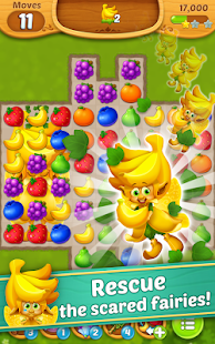 Fruits Mania : Fairy rescue - náhled