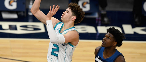 The NBA's 2020-21 All-Rookie Teams Are Led By Unanimous Selections LaMelo Ball And Anthony Edwards