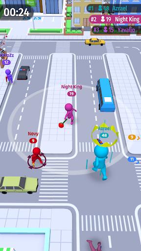 Move.io: Move Stop Move - Stickman Crowd 3D 0.0.47 screenshots 3