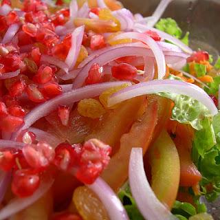 Seasonal Salad.