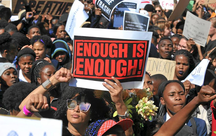 16 Days of Activism: 11 GBV cases that captured SA's attention this year
