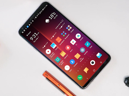 MIUI Theme LG V30 V20 G6 & G5 Screenshot
