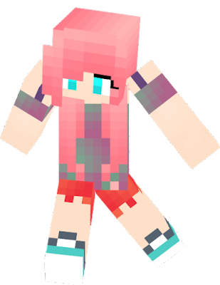 Its one simple skin! É uma skin simples!