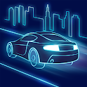 Neon Race Duel Battle icon
