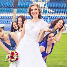 Wedding photographer Sergey Krivopuskov (krivopuskov). Photo of 14.07.2015