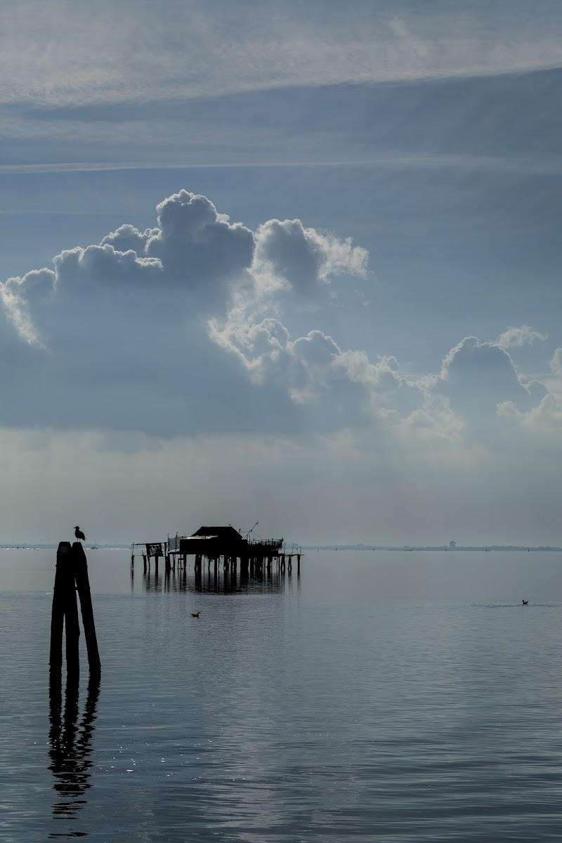 Nuvole in laguna di antonella01
