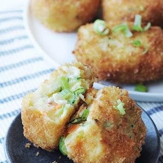 Japanese Potato Salad Croquettes Recipe (Korokke) Recipe