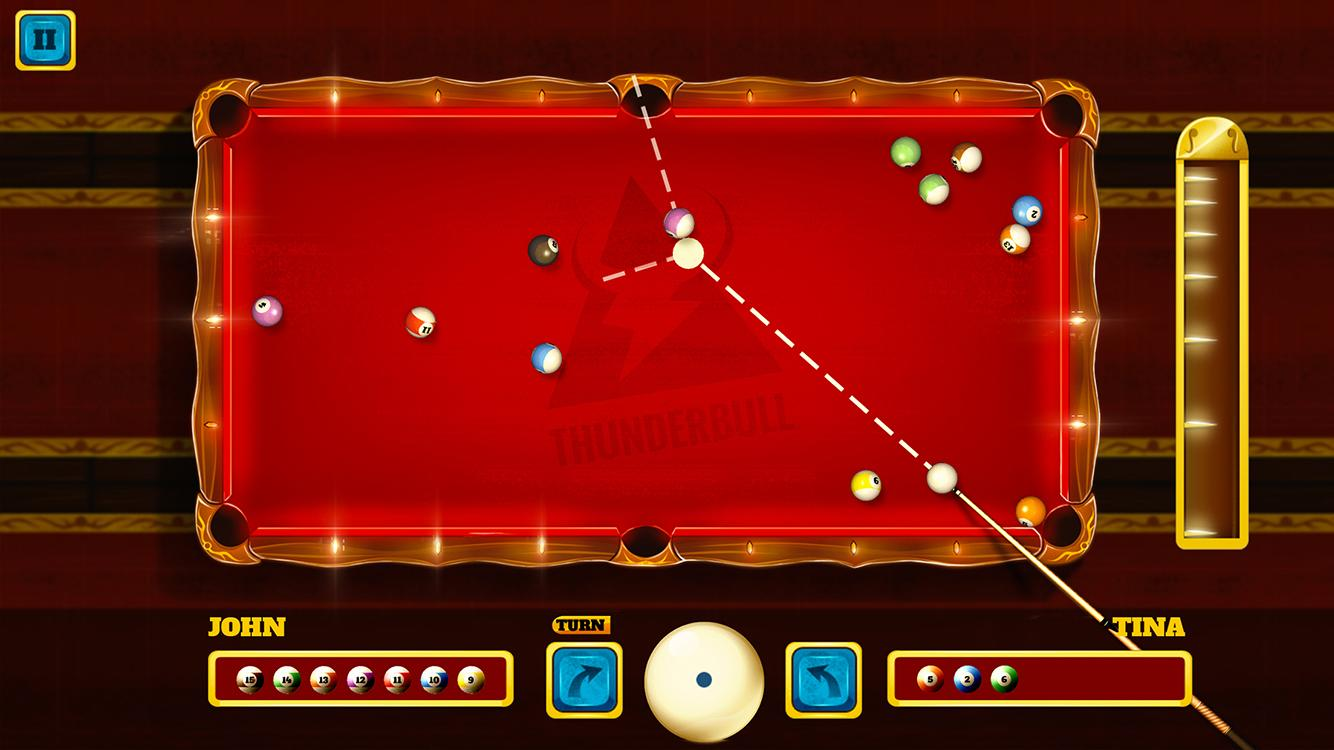 billard 8 pool games