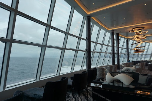 Observation Lounge 2.jpg - Capture unparalleled views of your next port of call in the Observation Lounge on Deck 15. This massive venue is sure to be a popular spot during those scenic sail-ins to the various Alaskan ports of call.