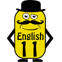 English 11 years icon