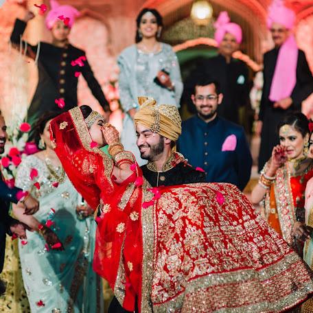 Wedding photographer Navdeep Soni (navdeepsoni). Photo of 02.07.2018