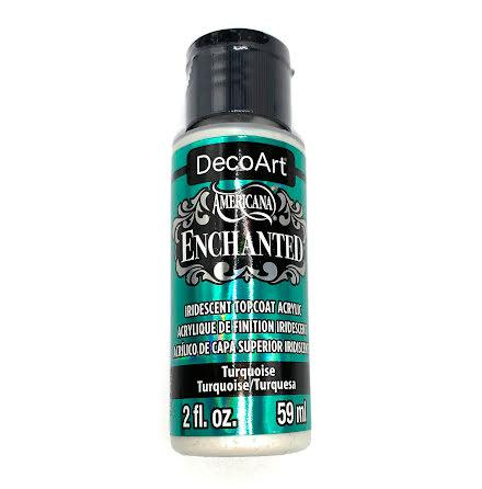 Enchanted - Turquoise