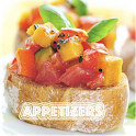 Appetizer Recipes - Crackers & Snack Appetizer icon