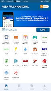 App Agen Pulsa Nasional APK for Windows Phone